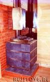 Банная печь